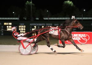 Bailey's Wish and driver Dave Magee rolled to a 3 1/2 length victory in Wednesday's $105,000 Lady Lincoln Land Stake - See more at: http://www.barntowire.com/2013/BPnotes131002.html#sthash.BQaMR0rn.dpuf